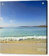 Sanna Bay Ardnamurchan Peninsula Acrylic Print