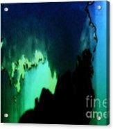 Sans Titre Ix Acrylic Print by Gerlinde Keating - Galleria GK Keating Associates Inc