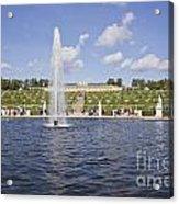 Sanssouci Park Potsdam Acrylic Print