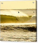 Santa Cruz Surfers Dream Acrylic Print