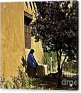 Santa Fe Afternoon - New Mexico Acrylic Print