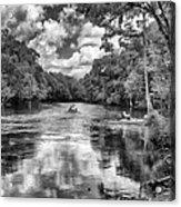 Santa Fe River Park Acrylic Print