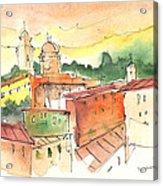 Santa Margherita In Italy 04 Acrylic Print