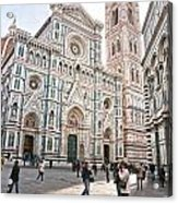 Santa Maria Del Fiore - Florence Acrylic Print