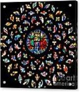 Santa Maria Del Mar - Barcelona Acrylic Print