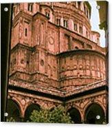 Santa Maria Delle Grazie Acrylic Print