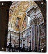 Santa Maria Maggiore Acrylic Print