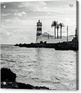 Santa Marta Lighthouse II Acrylic Print