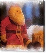 Santa Photo Art 07 Acrylic Print