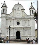 Santa Rosa Cathedral Acrylic Print
