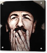 Santana Acrylic Print