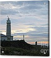 Santander Lighthouse - Spain Acrylic Print