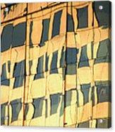 Santiago Reflection II Acrylic Print