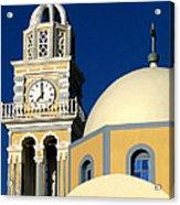 Santorini 12 Acrylic Print