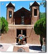 Santuario De Chimayo 2 Acrylic Print