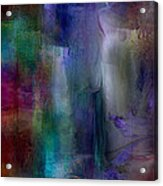Sapphire Springs Acrylic Print