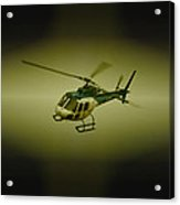 Saps Air Wing Acrylic Print
