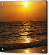 Sarasota Sunset Florida Acrylic Print