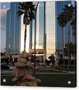 Sarasota Waterfront - Art 2010 Acrylic Print