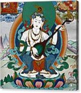 Saraswati 13 Acrylic Print