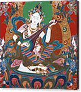 Saraswati 14 Acrylic Print