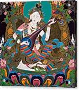Saraswati 15 Acrylic Print