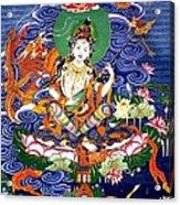Saraswati 8 Acrylic Print