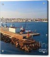 Sardinia - Porto Torres Acrylic Print