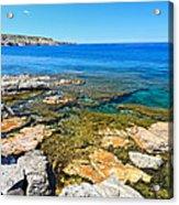 Sardinia - San Pietro Island Acrylic Print
