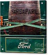 Sarsaparilla Acrylic Print