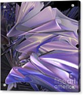 Satin Wing By Jammer Acrylic Print