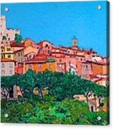 Saturina Acrylic Print