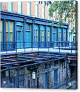 Savannah Blues Acrylic Print