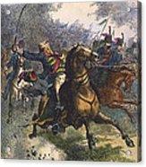 Savannah: Pulaski, 1779 Acrylic Print