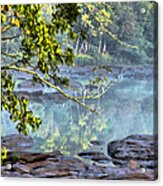 Savannah River In Spring Acrylic Print