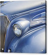 Saweet Chevy 1937 Chevrolet Acrylic Print
