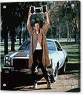 Say Anything Acrylic Print by Kid 80s