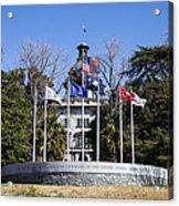 Sc Veterans Monument Acrylic Print