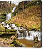 Scaleber Force Waterfall Acrylic Print