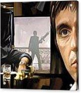 Scarface Artwork 1 Acrylic Print