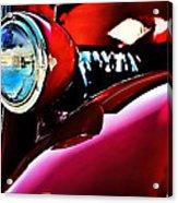 Mercury Coupe Acrylic Print