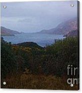 A Scene From Killary Connemara Acrylic Print