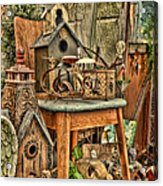 Scenes From An Outside Sale Acrylic Print