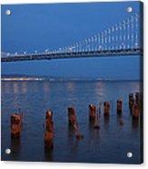 Scenic Bay Bridge Acrylic Print