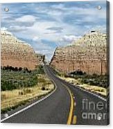 Utah's Scenic Byway 12 - An All American Road Acrylic Print