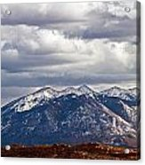 Scenic Moutains Acrylic Print