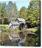 Scenic Reflections Acrylic Print