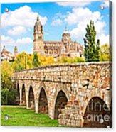 Scenic Salamanca Acrylic Print