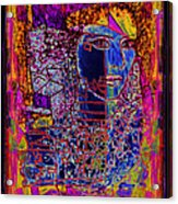 Scheherazade Acrylic Print
