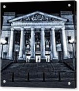 Schermerhorn Symphony Center Acrylic Print by Dan Sproul